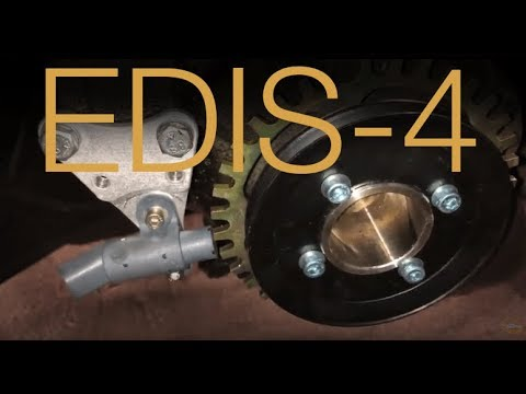 Starting the EDIS-4 conversion and Megasquirt on the Project E10 Roundie