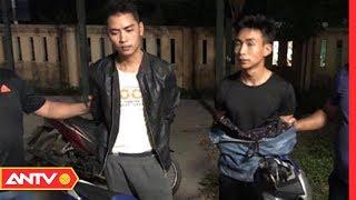 NÓNG:Lời khai rùng rợn của 2 nghi phạm sát hại tài xế Grabike ở Hà Nội   ANTV