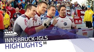 Melbardis rewrites history at Igls | IBSF Official