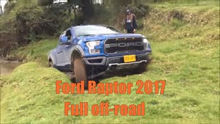 Ford Raptor 2017 Full off-road | Naves 4x4