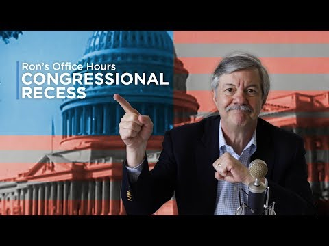 What Does Congress Do On Recess? | Ron's Office Hours | NPR