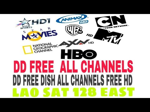 Lao sat 128 east all channels free