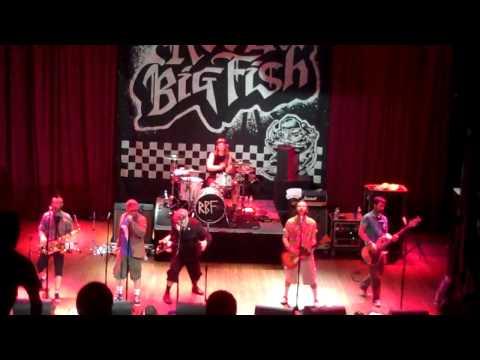 Cannibal - Reel Big Fish @ HoB Cleveland 2011