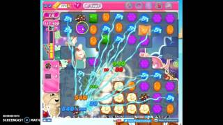 Candy Crush Level 1401 help w/audio tips, hints, tricks