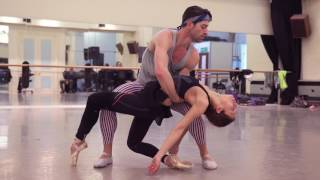 Tamara Rojo on Hans van Manen's Adagio Hammerklavier | English National Ballet