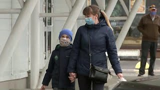 В российских регионах продолжает расти число заболевших COVID 19