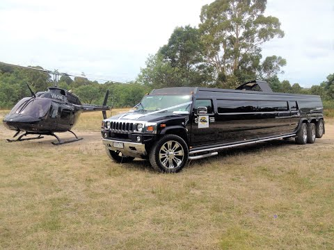 Thumbnail: Rahul's Bday With Triple Axle Hummer Limousine 2016 !!! (Australia's Biggest Hummer ! )