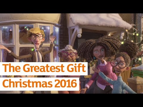 The Greatest Gift | Sainsbury's OFFICIAL Ad | Christmas 2016