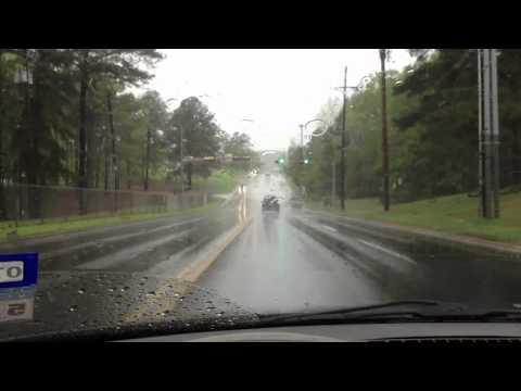Rain in Longview