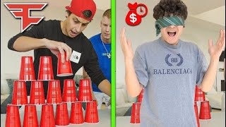 FaZe Clan: Minute to Win it CHALLENGE