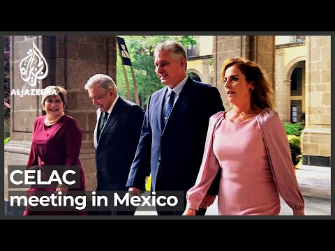 CELAC meet in Mexico to challenge US dominance