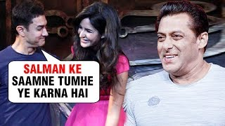 Aamir Khan Wants Katrina Kaif To Sing For Her Love Salman Khan