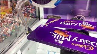 Ile można wygrać w automacie z ogromną czekoladą? | Bez Kanału