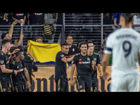 Los Angeles FC Vs. Los Angeles Galaxy | 2019 MLS Cup Playoffs (Full Match)