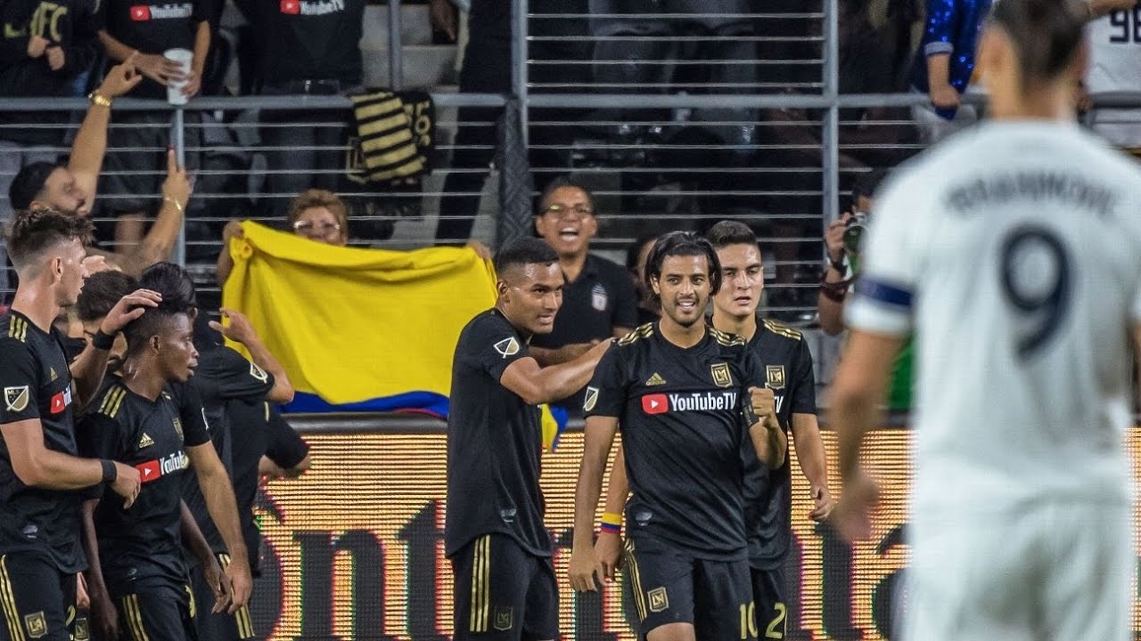 Los Angeles FC vs. Los Angeles Galaxy | 2019 MLS Cup Playoffs (Full Match)