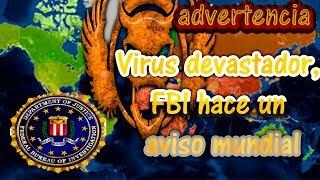 Virus devastador, FBI hace un aviso mundial (REINICIE EL ROUTER URGENTE)