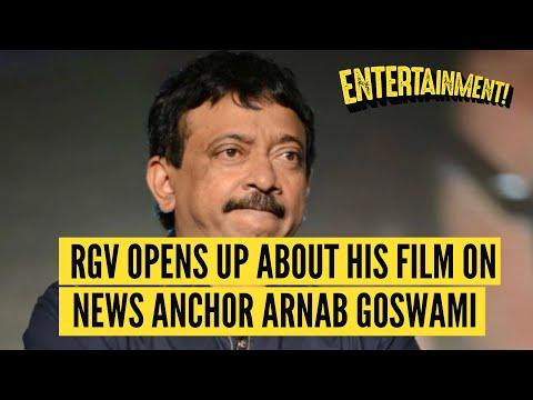 Ram Gopal Varma Talks About His Film on Arnab Goswami | The Quint