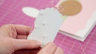 Using Sticky Pads - Papercraft Basics