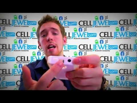 CellJewel.com - ZTE Engage White/White Hybrid Combo Holster