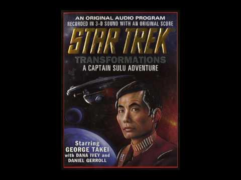 Audiobook TOS   Captain Sulu Adventure I   Transformations
