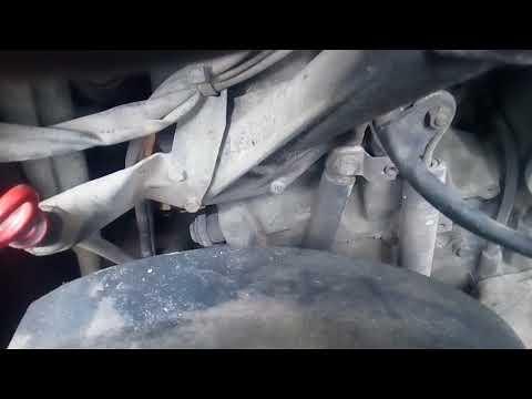 Стук в моторе om601 2,3d