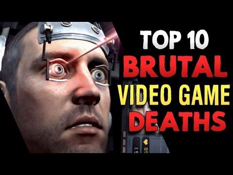 Top 10 Most Brutal Deaths In Video Games