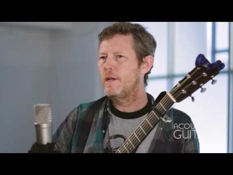 "Robbie Fulks Performs ""Alabama at Night,"" ""Katy Kay,"" and ""Sarah Jane"" [Acoustic Guitar Sessions]"