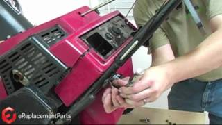 How to Change the Primer Bulb on a Toro Single Stage Snowblower