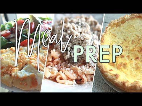 meal-prep-|-je-prépare-mes-repas-de-la-semaine-#165