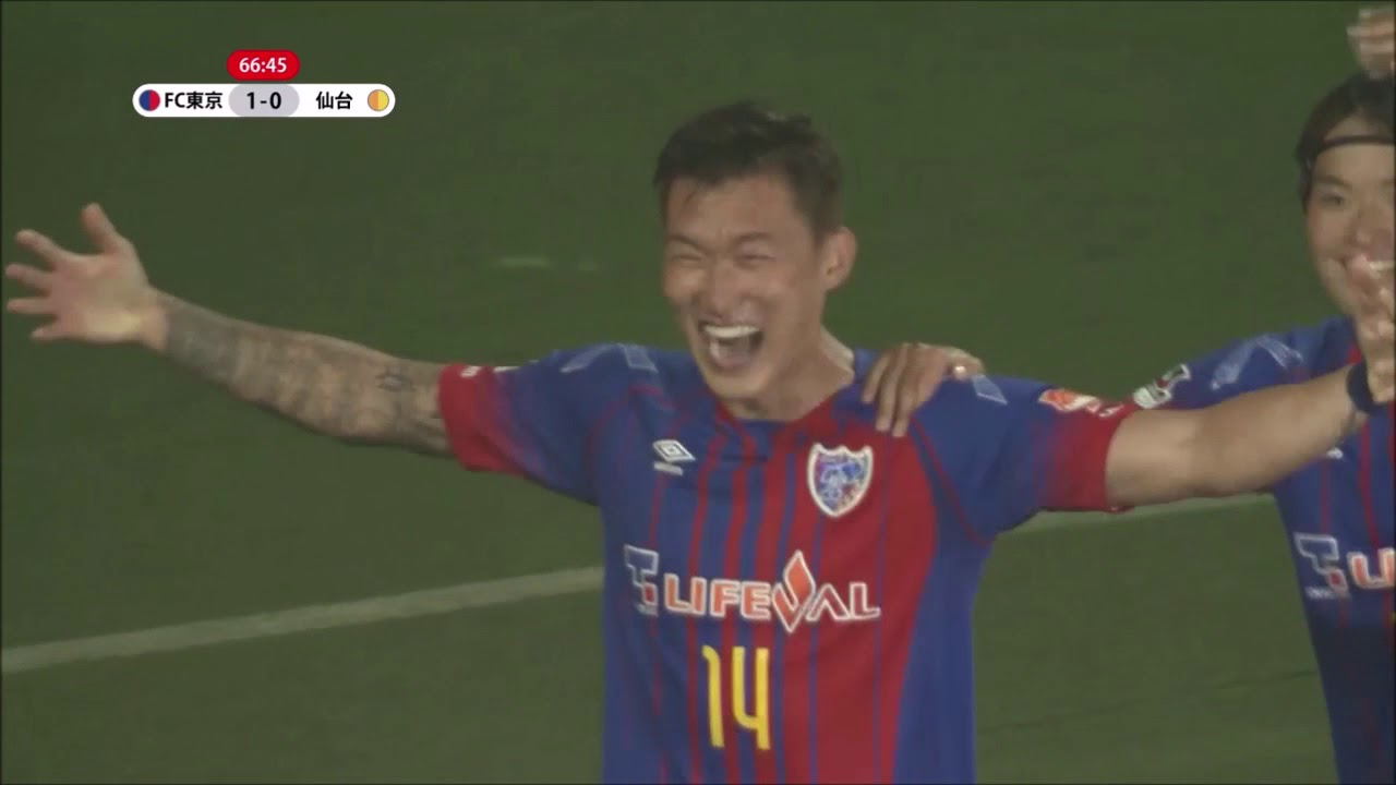 FC Tokyo 1-0 Vegalta Sendai