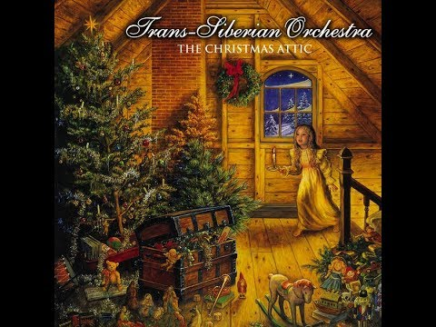 Christmas Attic.Trans Siberian Orchestra The Christmas Attic Album Review
