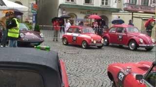 Fine Sports Cars (1934 - 1972) @ Steyr / Ennstal Classic 2012