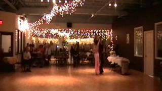 Jeannie and Webert Waltz-Cuddle To Reverse Flair Throw.wmv