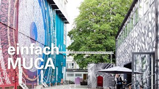 Museum of Urban and Contemporary Art (MUCA) | einfach München
