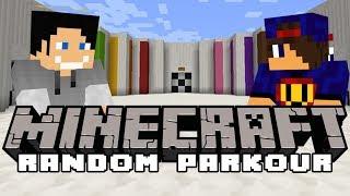 Jump jump Baby! Minecraft Random Parkour #2 w/ Undecided