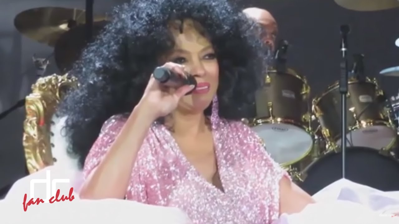 Download Diana Ross & Rhonda Ross - The Best Years Of My Life (Live at the Hollywood Palace, 2019)