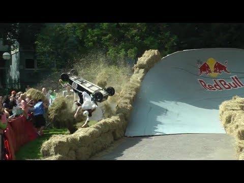 Red Bull Soap Box Car Race, Bergen 2013
