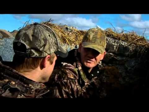 Shooting Snow Geese - Gordon Ramsay
