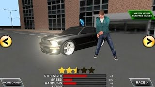 Crime Race Car Drivers 3D - Android Gameplay HD