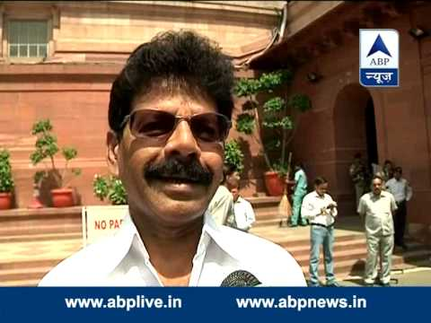 BJP MP from Solapur Sharad Bansode, ahead of BJP Parl Party meet