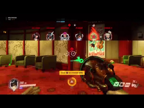 Overwatch Road to Top500||My SKILL Is GONE||Come Stop By :)