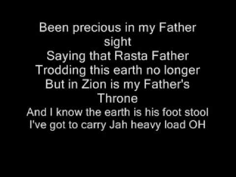 Jah heavy load - I JAH MAN LEVI