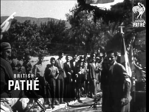 Liberation Celebration In Greece (1944)