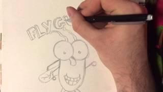 Fly Guy- Speed Draw