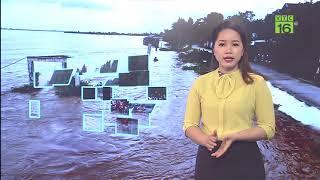Dự báo thời tiết 21/10/2019 | Mưa chấm dứt ở miền Trung | VTC16