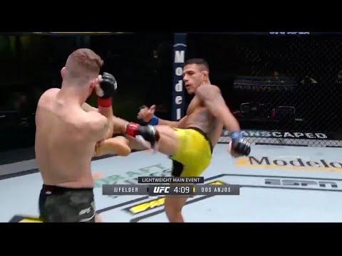 UFC Fight Night 183: Felder vs. dos Anjos – Highlights