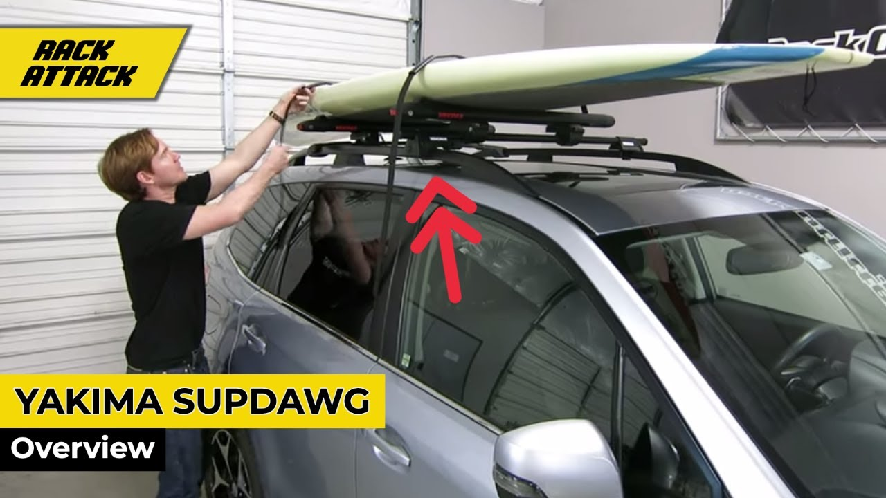 up how stand car rack surf best board straps paddle your to roof sup strap isle