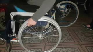 трюк с коляской