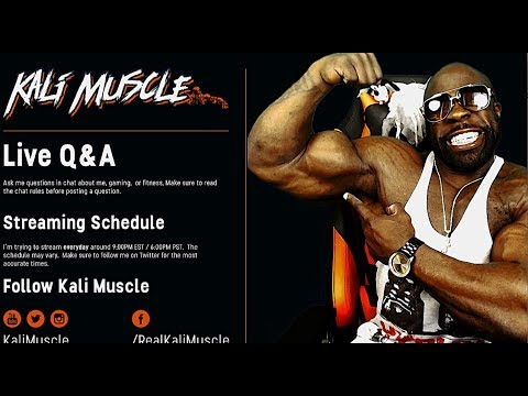 EXCUSES!  EXCUSES! - Kali Muscle Fitness Talk {Questions & Answers}