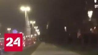 Мажор у Кремля и гаишники-нарушители: ГИБДД изучает два скандальных видео - Россия 24